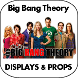 The Big Bang Theory Cardboard Cutout Standup Props