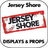 Jersey Shore Cardboard Cutout Standup Props