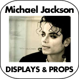 Michael Jackson Cardboard Cutout Standup Props