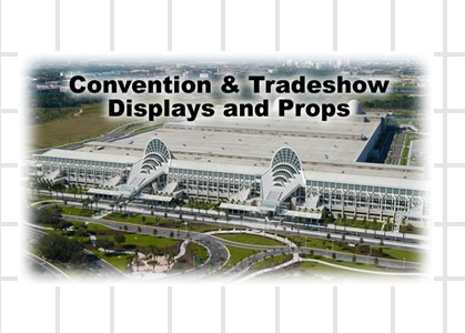 Convention and Tradeshow Booths and Displays
