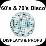 60's & 70's Disco