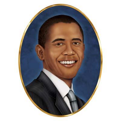"""Obama Cutout 25"""""""