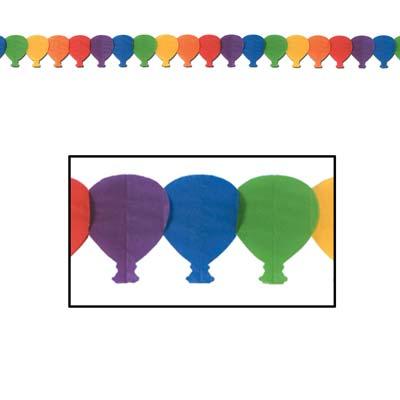 Balloon Garland 12'