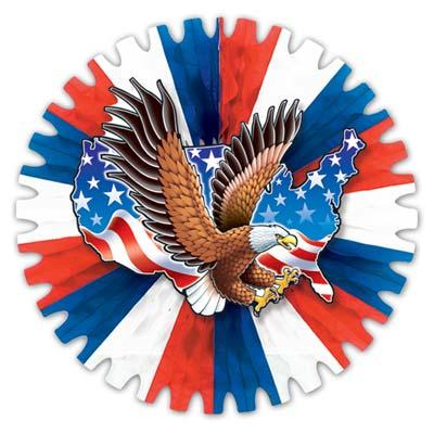 American Eagle Fan-Tag