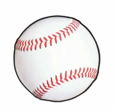 "Baseball Cutout 13½"""