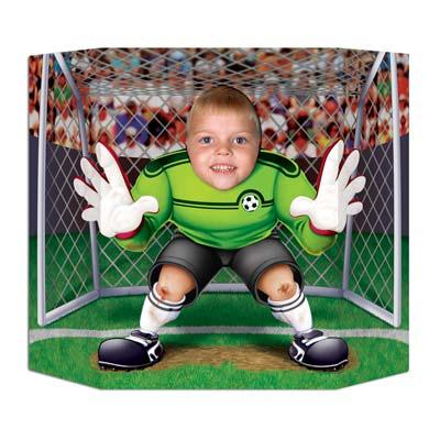 "Soccer Photo Prop 3' 1"" x 25"""