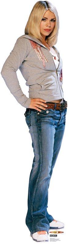 Rose Tyler - Doctor Who Cardboard Cutout Standup Prop