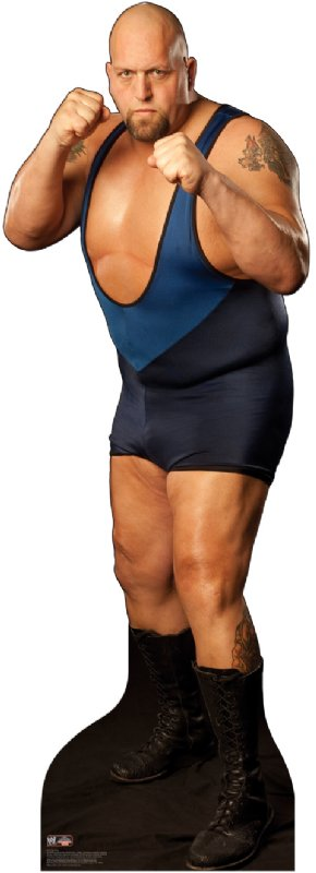 Big Show - WWE Cardboard Cutout Standup Prop
