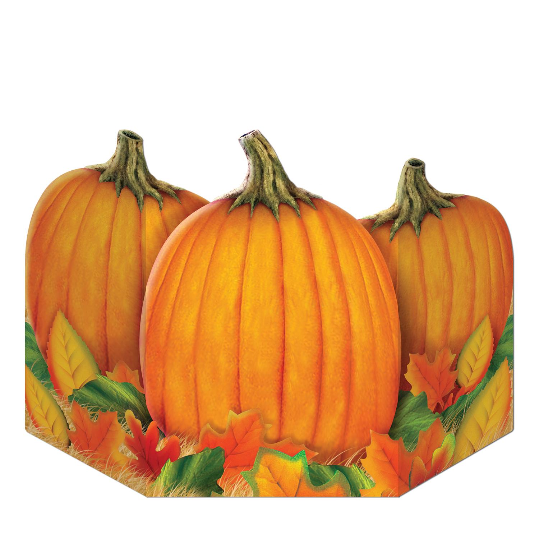 "Fall Harvest Standup 3' 1/2"" x 24' 1/2"""