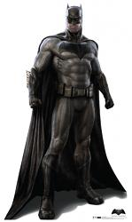 Batman- Marvel Cardboard Cutout Standup Prop