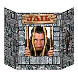"""Jail Photo Prop 3' 1"""" x 25"""""""
