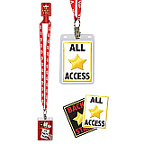 VIP Party Pass 25""