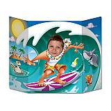 """Surfer Dude Photo Prop 3' 1"""" x 25"""""""