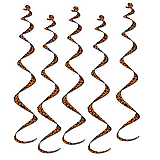 """Printed J-O-L Twirly Whirlys 24"""""""