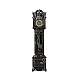 """Jointed Haunted Clock 6' 6"""""""