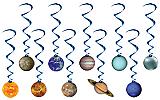 "Solar System Whirls 40"" & 48"""