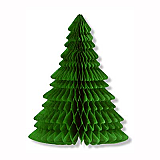 "Christmas Tree Centerpiece 11"""