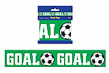 "Goal (Soccer) Party Tape 3"" x 20'"