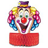 """Clown Centerpiece 10"""""""