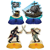 "Pirate Playmates 5½"""