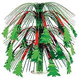 """Christmas Tree Cascade Centerpiece 18"""""""