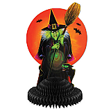 Witch Centerpiece 12""