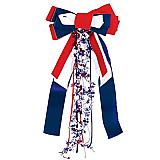 "Patriots Pride Ribbon 12"" x 27"""