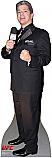 Bruce Buffer - UFC Cardboard Cutout Standup Prop