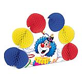 """Juggling Clown Pop-Over Centerpiece 10"""""""