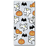 "Pumpkin & Ghost Cello Bags 4"" x 9"" x 2"""