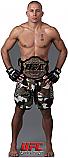 Georges St. Pierre - UFC Cardboard Cutout Standup Prop
