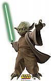 Yoda Cardboard Cutout Standup