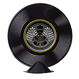 Plastic Racing Tire Centerpiece 9""