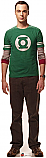 Sheldon - The Big Bang Theory Cardboard Cutout Standup Prop