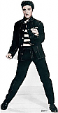 Elvis Jailhouse Rock (Talking) - Elvis Cardboard Cutout Standup Prop