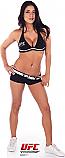 Arianny Celeste 2 - UFC Cardboard Cutout Standup Prop