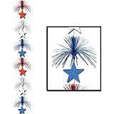 Star Firework Stringer 7'