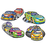 Racing Cutouts 16""