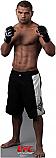 Thiago Alves 2 - UFC Cardboard Cutout Standup Prop