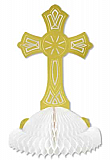 Cross Centerpiece 10""
