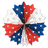 Patriotic Star Fan