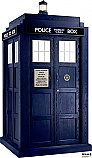 The Tardis Season 6 - Doctor Who Cardboard Cutout Standup Prop