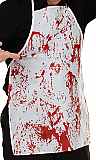 Halloween Horror Fabric Novelty Apron