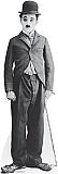 Charlie Chaplin - Little Tramp Cardboard Standee