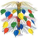 Balloon Cascade Centerpiece 18""