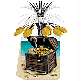 Pirate Treasure Centerpiece 13""