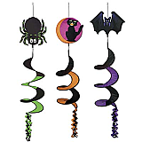 Classic Halloween Icon Wind-Spinners 3' 6""