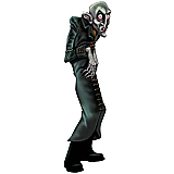 Ghoul Cutout 35""