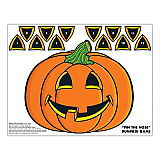 "Pumpkin Game 17½"" x 19½"""