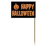 "Happy Halloween Picks 2½"""